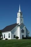 Iglesia de Nueva Inglaterra foto de archivo