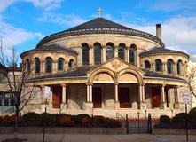 Iglesia de Othodox del Griego Foto de archivo libre de regalías