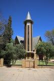 Iglesia de Otjiwarongo Foto de archivo libre de regalías