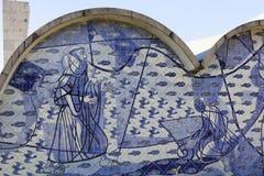Iglesia de Pampulha en Belo Horizonte, el Brasil Imágenes de archivo libres de regalías