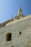 Iglesia de Panarea Imagen de archivo