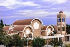 Iglesia de Panayia en Agia Napa, Chipre Foto de archivo
