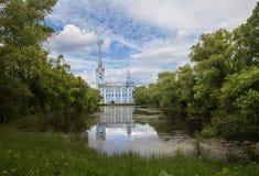 Iglesia de Peter y de Paul yaroslavl Rusia Fotografía de archivo libre de regalías