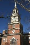 Iglesia de Philadelphian fotografía de archivo libre de regalías