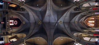 Iglesia de piedra foto de archivo