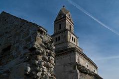 Iglesia de piedra antigua Imagen de archivo