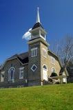 Iglesia de piedra del envejecimiento Foto de archivo libre de regalías