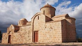 Iglesia de piedra vieja Imagenes de archivo