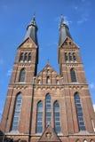 Iglesia de Posthoornkerk en Amsterdam Imagen de archivo libre de regalías