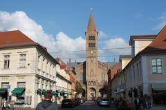 Iglesia de Potsdam Fotos de archivo