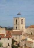Iglesia de Provence fotografía de archivo