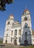 Iglesia de Rheinau Fotos de archivo libres de regalías