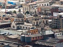 Iglesia de Sagrada Pasion del La en Bogotá Colombia Imágenes de archivo libres de regalías