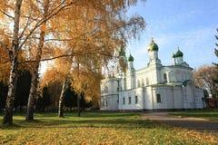 Iglesia de Samsonovskja Fotos de archivo libres de regalías