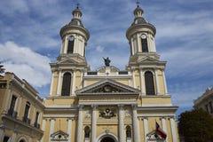 Iglesia de SAN Ηγνάτιος Στοκ Εικόνα
