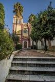 Iglesia De San Agustin, Malaga Obrazy Royalty Free