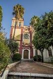 Iglesia De San Agustin, Malaga zdjęcia royalty free