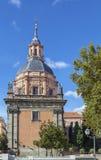 Iglesia de San Andres, Madrid Imagen de archivo