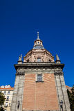 Iglesia de San Andres no Madri Imagens de Stock Royalty Free