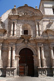 Iglesia de San Augustin Royalty Free Stock Photography