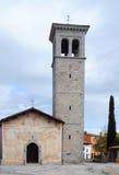 Iglesia de San Biagio Imágenes de archivo libres de regalías
