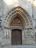 Iglesia de San Esteban, Burgos ( Spain ) Royalty Free Stock Images