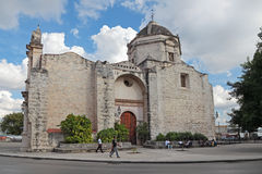 Iglesia de San Francisco de Paula Royalty Free Stock Photography