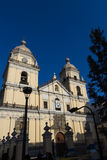 Iglesia de San francisco Royalty Free Stock Images