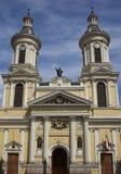Iglesia de San Ignacio Arkivfoton