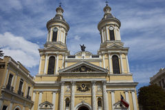 Iglesia de San Ignacio Stock Image