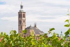 Iglesia de San Jaime Foto de archivo libre de regalías