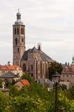 Iglesia de San Jaime Imagenes de archivo