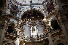 Iglesia de San Jaime el mayor Imagen de archivo libre de regalías