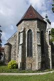 Iglesia de San Jaime en Jihlava Imagen de archivo libre de regalías