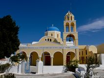 Iglesia de San Jorge imagen de archivo libre de regalías