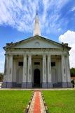 Iglesia de San Jorge, Penang. Fotografía de archivo libre de regalías