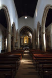 Iglesia de San Juan Bautista Fotos de archivo