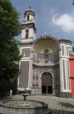 Iglesia de San Juan de Dios Stock Photo