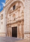 Iglesia de San Lorenzo el Real in Burgos, Spain Stock Photo