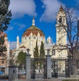 Iglesia de San Manuel y San Benito fotos de archivo