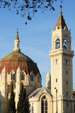 Iglesia de San Manuel y San Benito, Madrid, España Fotografía de archivo libre de regalías