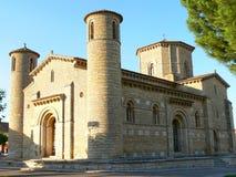 Iglesia de San Martin, Fromista (Spain) Stock Image