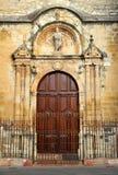 Iglesia de San Mateo en provincia de Lucena, Córdoba, Andalucía, España Fotos de archivo