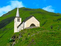 Iglesia de San Micaela Fotos de archivo