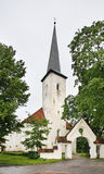 Iglesia de San Miguel en Johvi Estonia Fotografía de archivo libre de regalías