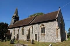 Iglesia de San Miguel, Waltham del norte Foto de archivo