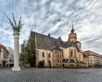 Iglesia de San Nicolás Fotos de archivo libres de regalías
