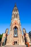 Iglesia de San Nicolás, Hamburgo fotos de archivo libres de regalías