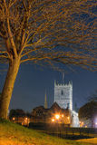 Iglesia de San Pedro, Bristol, Reino Unido Imágenes de archivo libres de regalías
