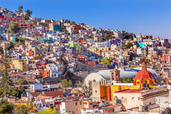 Iglesia de SAN Roque αγορά Mercado Hidalgo Guanajuato Μεξικό Στοκ φωτογραφίες με δικαίωμα ελεύθερης χρήσης
